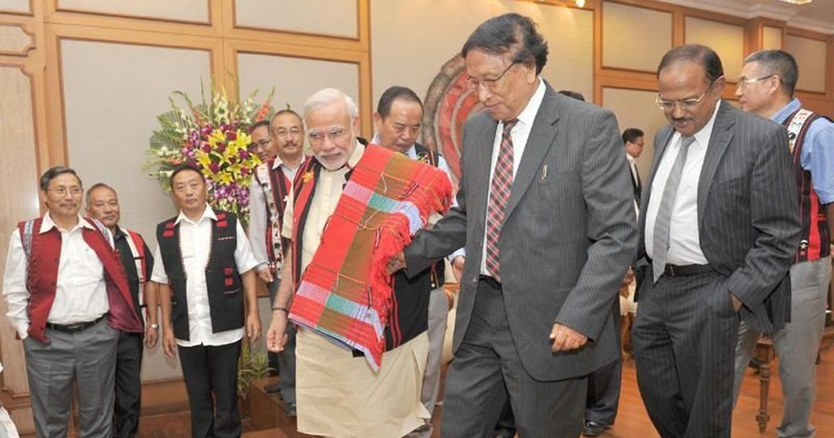 NIA arrest of 4 Nagaland government officials for terror funding is a farce, says former bureaucrat