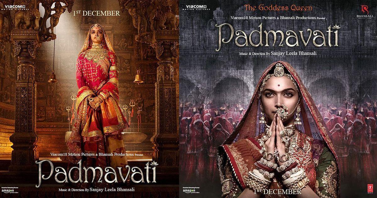 Rajput group destroys Padmavati-inspired rangoli, threatens to delay film's release