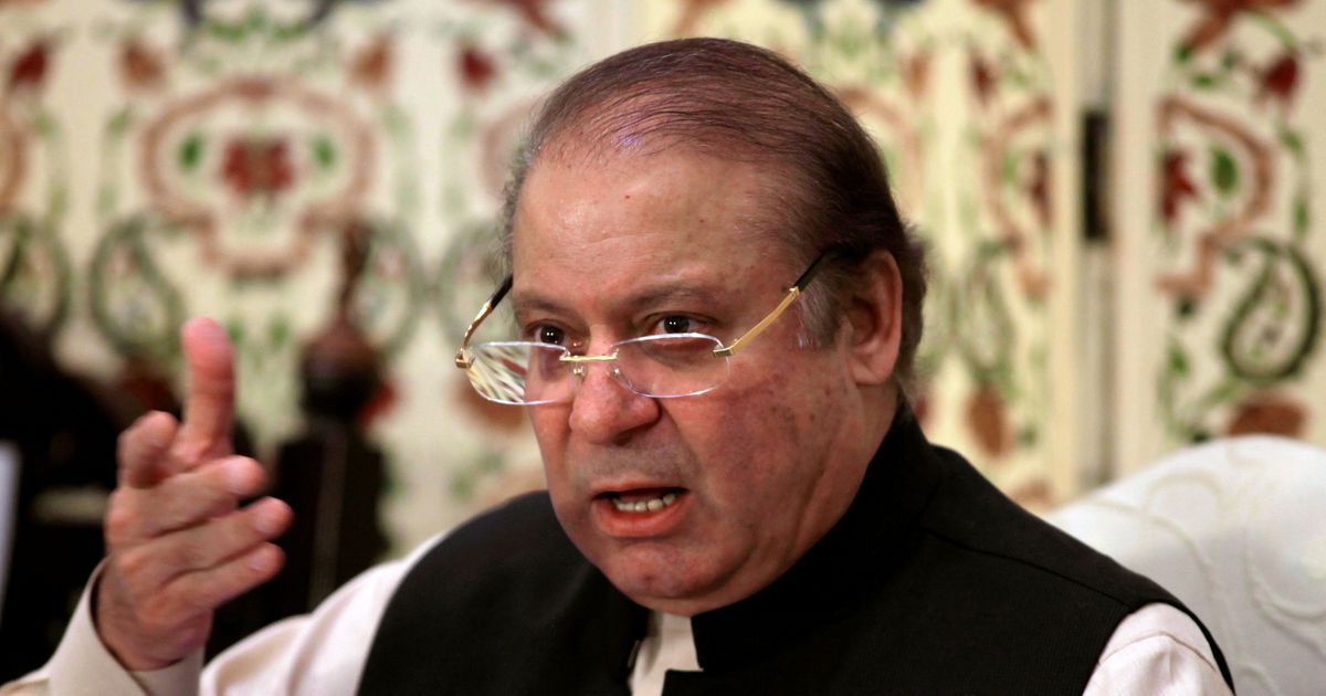 Nawaz Sharif, his daughter and son-in-law indicted by Pakistani anti-corruption court