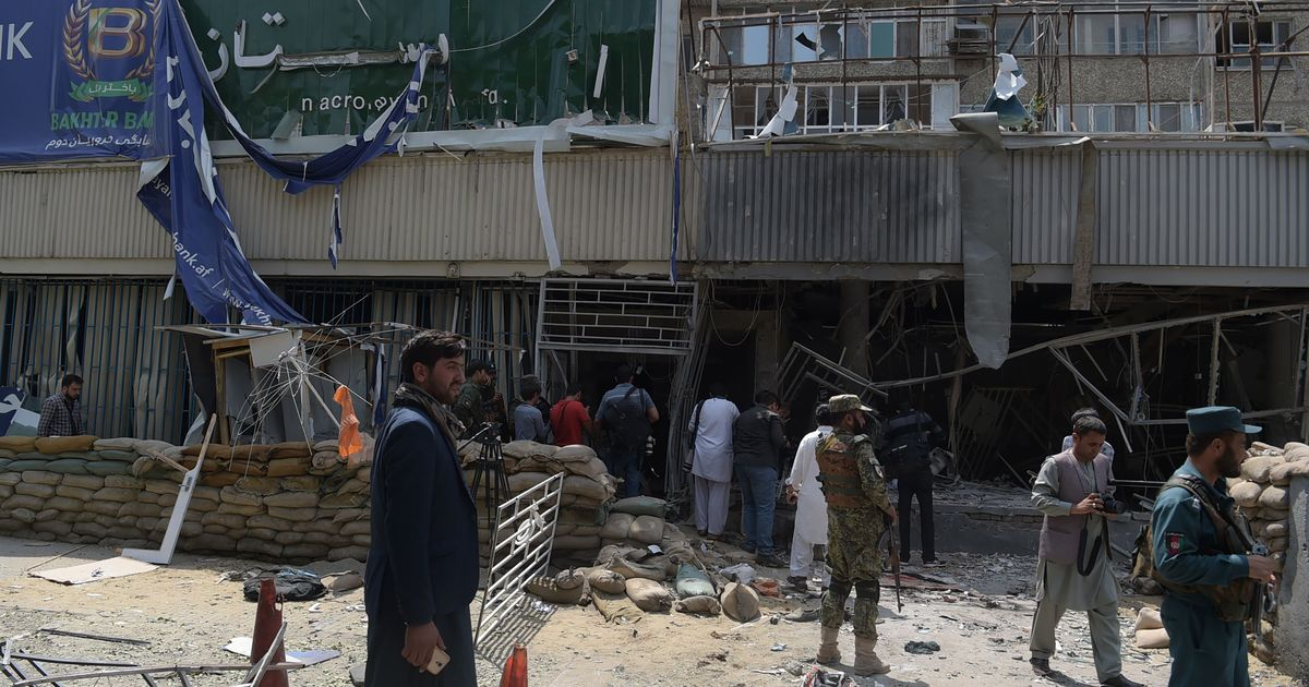 Afghanistan: At least 43 soldiers killed as Taliban attacks Army base in Kandahar