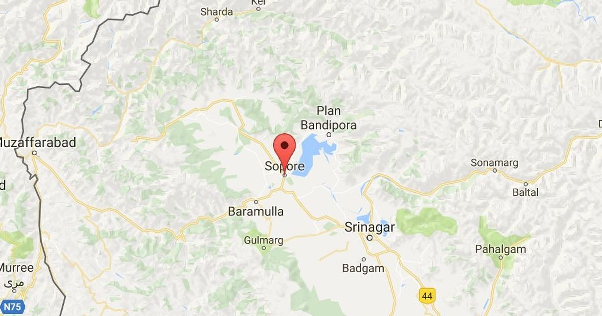 Jammu and Kashmir: Mob in Sopore tries to immolate man suspected of being a braid chopper