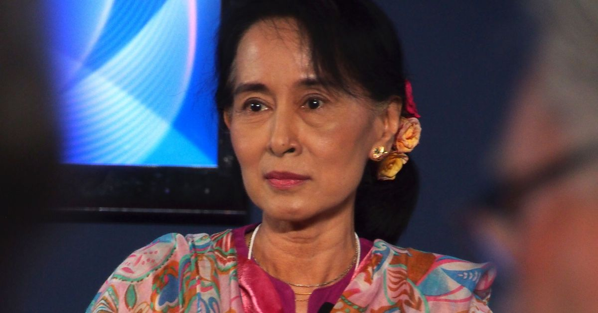 Oxford University students drop Aung San Suu Kyi's name from her alma mater's common room