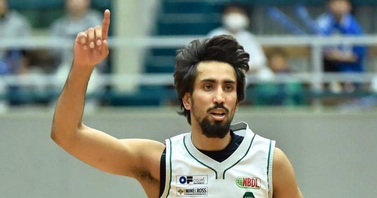 India's Amjyot Singh enters 2017 NBA G League Draft