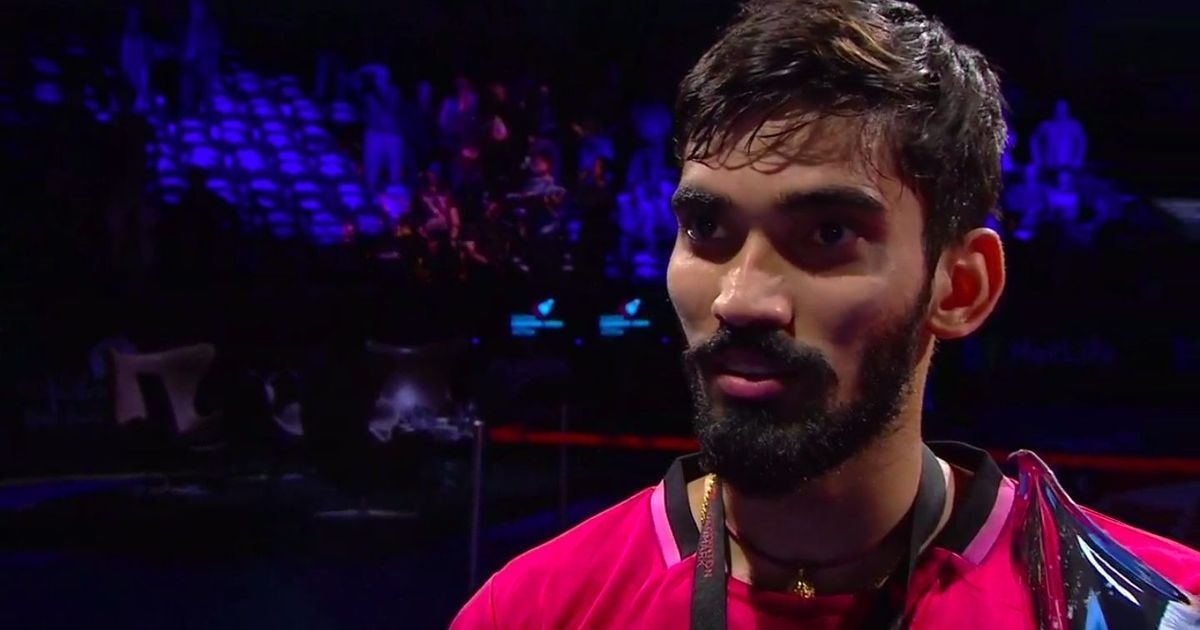 Denmark Open champion K Srikanth isn't looking at winning French Superseries just yet