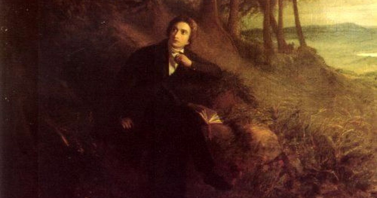 Is Keats's famous ode, 'To Autumn', actually a warning about mass surveillance and social sharing?