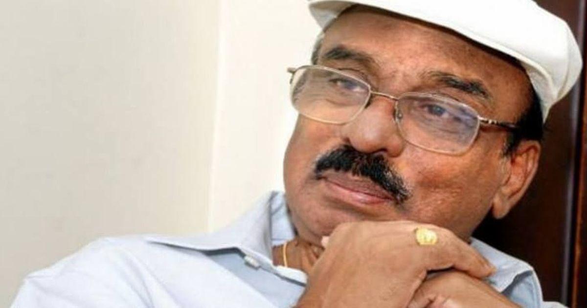 Malayalam filmmaker IV Sasi dies at 69 in Chennai