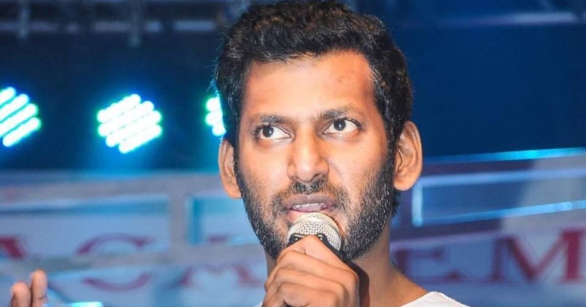 Tamil actor Vishal clarifies: 'Officials visited my office for TDS assessment. It was not a raid'