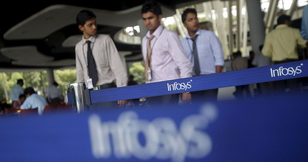 Infosys posts 7% net profit growth for July-September, but cuts revenue growth forecast for FY18