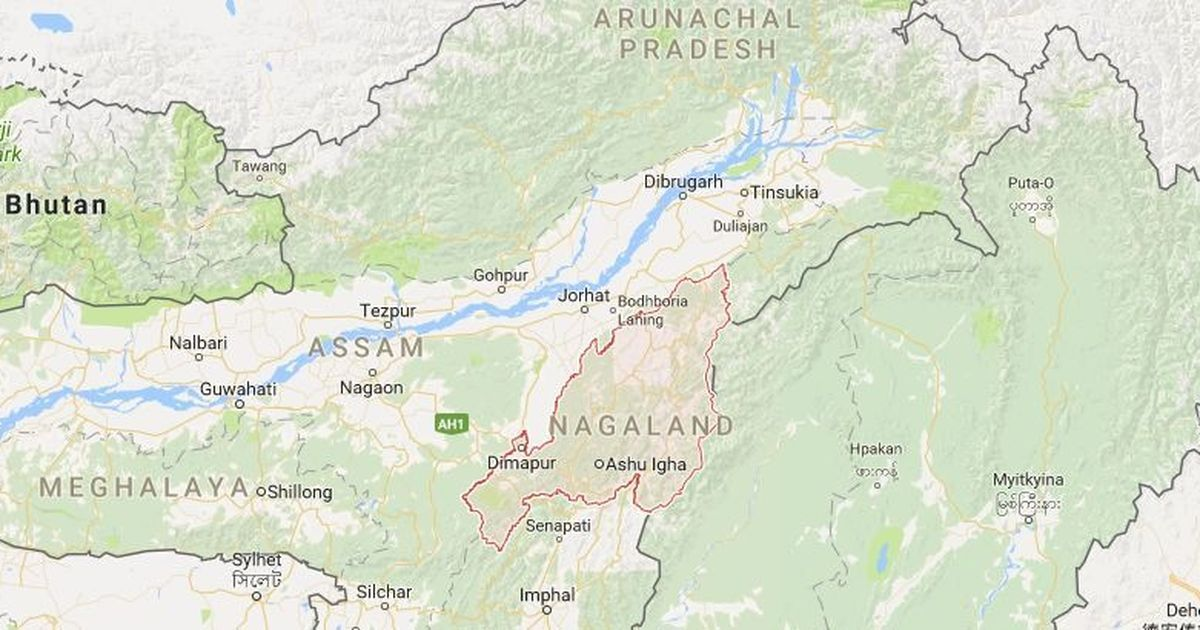 NIA seizes Rs 27 lakh from wife of Naga insurgency leader