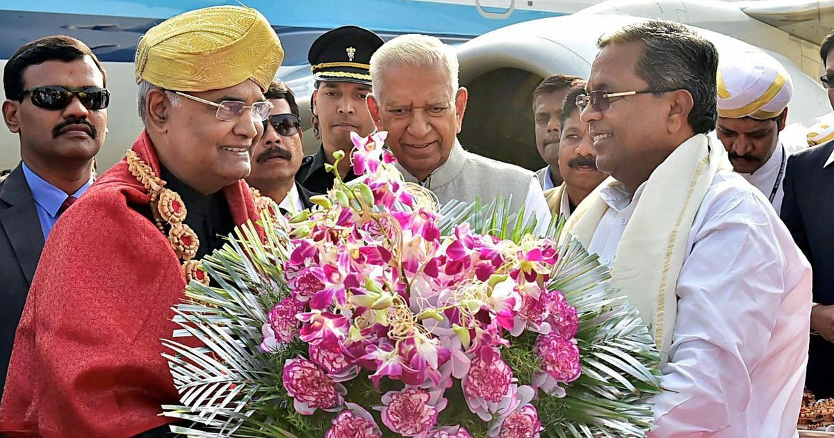 Tipu Sultan 'died a historic death fighting the British', Ram Nath Kovind tells Karnataka Assembly