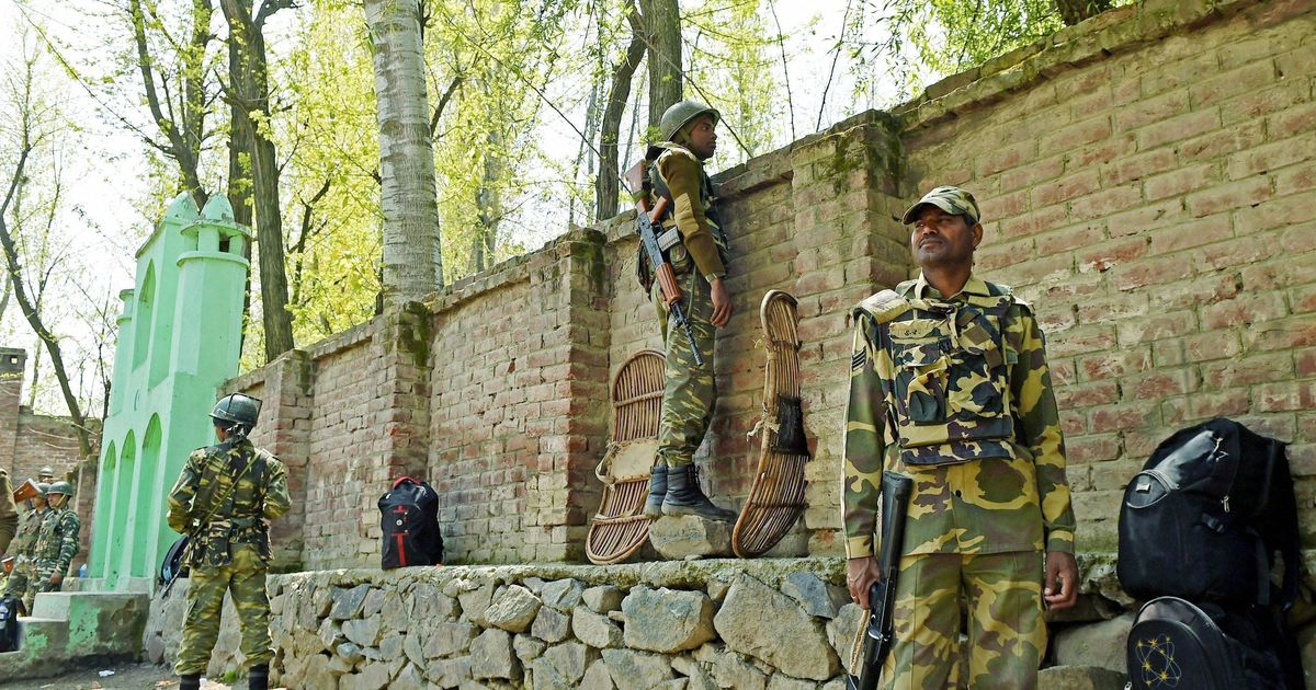 Judiciary cannot dictate where security forces are deployed, Centre tells Supreme Court