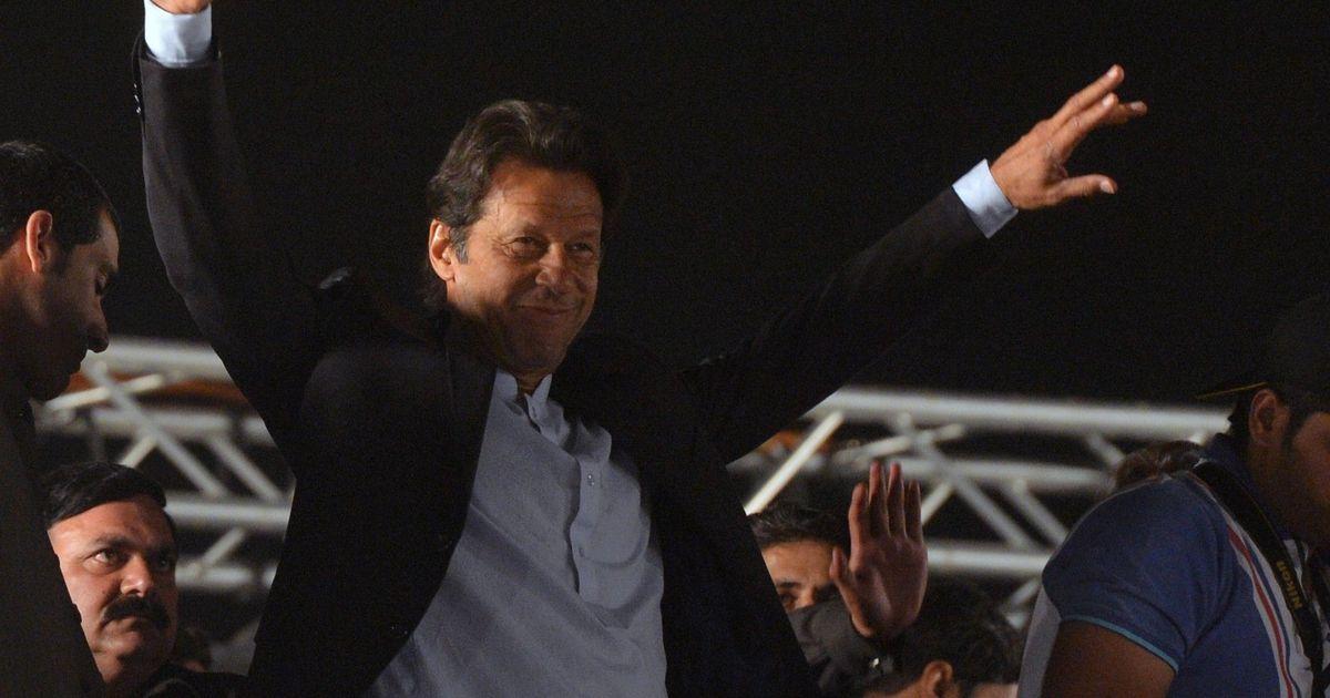 Pakistan's Election Commission drops contempt petitions against Imran Khan after he apologises