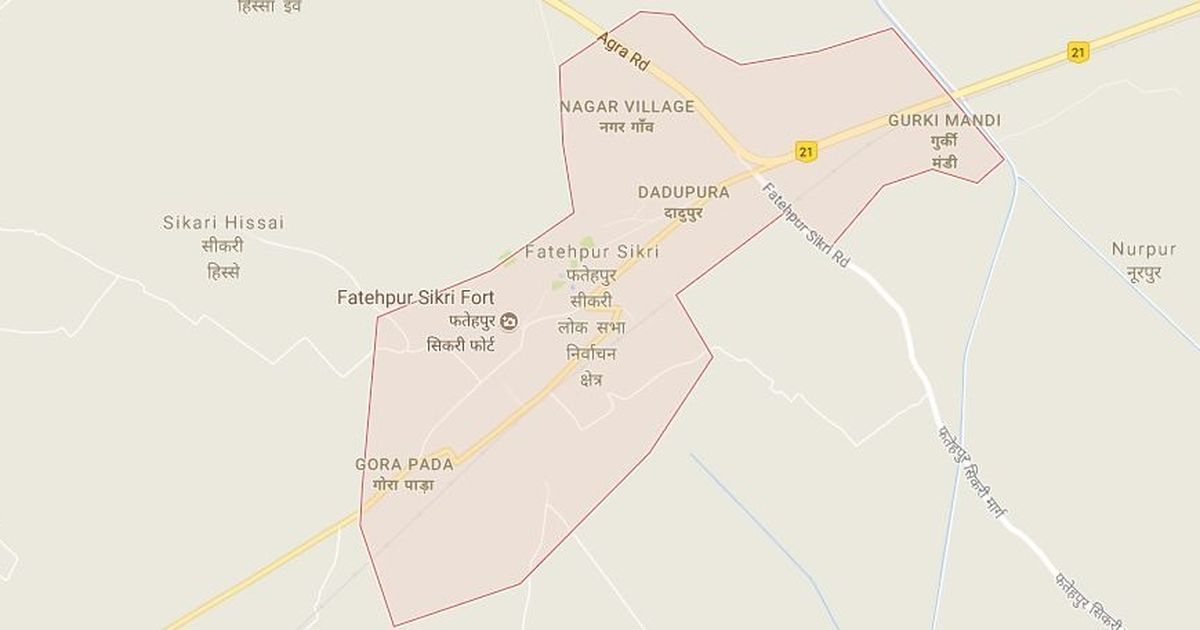 Attack on Swiss couple near Agra: Five people, including three minors, detained