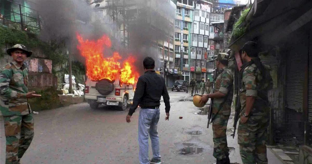 Supreme Court allows Centre to withdraw seven of 15 CRPF companies from Darjeeling, Kalimpong