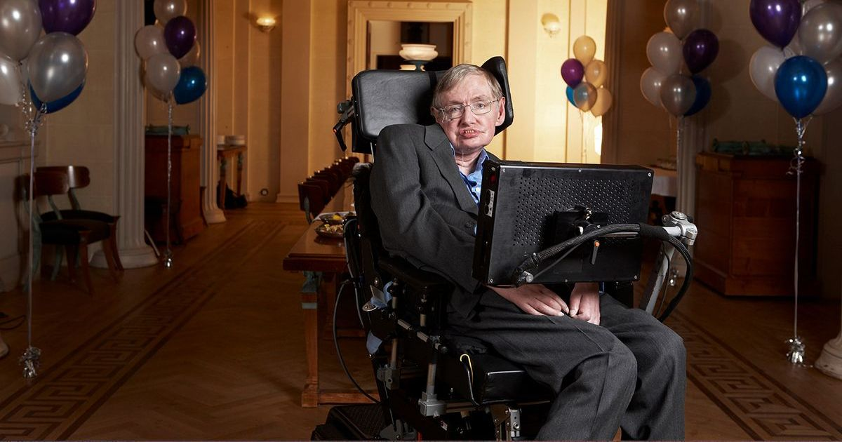 Stephen Hawking's PhD thesis crashed its host website. This is what it says in simple terms