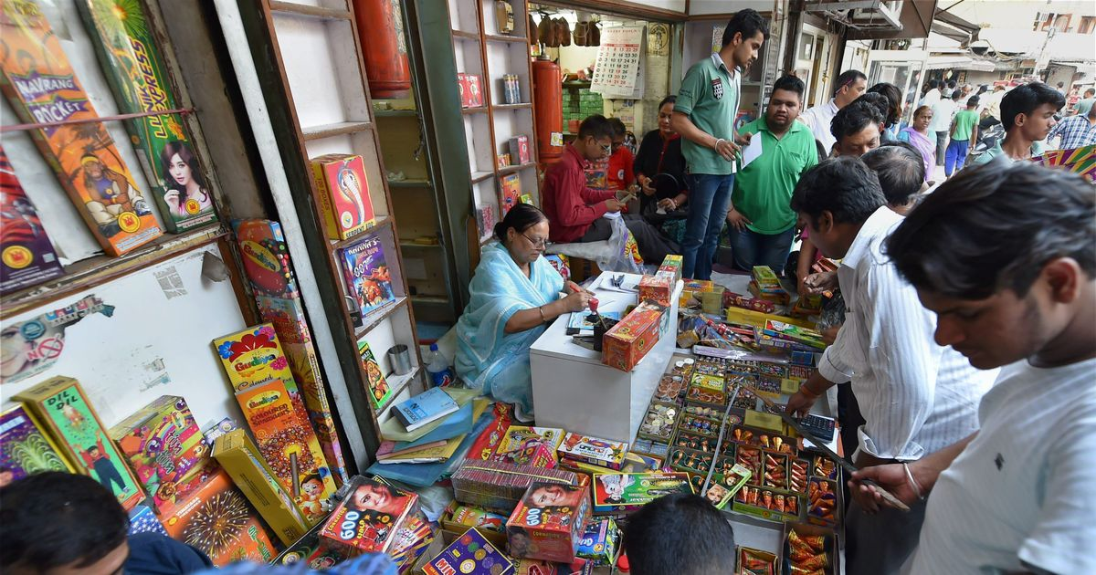 Plea filed in Supreme Court to extend firecracker ban in Delhi-NCR