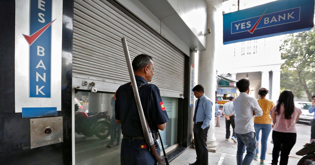 The business wrap: Nifty slumps after Yes Bank reports surge in bad loans, and six other top stories