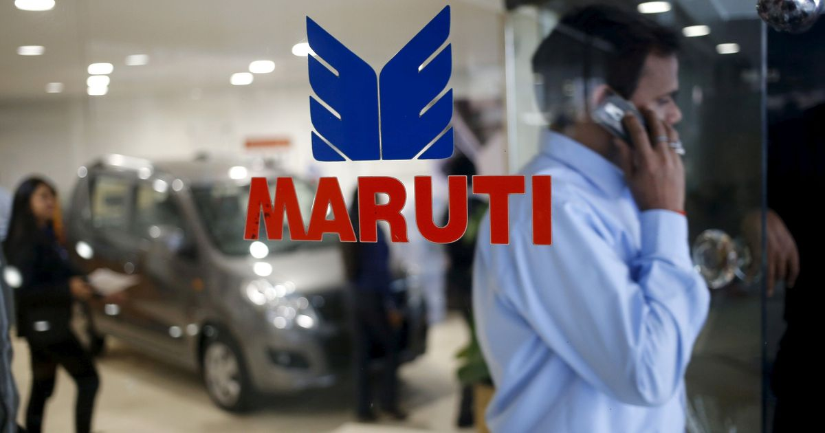 Maruti Suzuki reports 3.4% rise in net profit for the July-September quarter