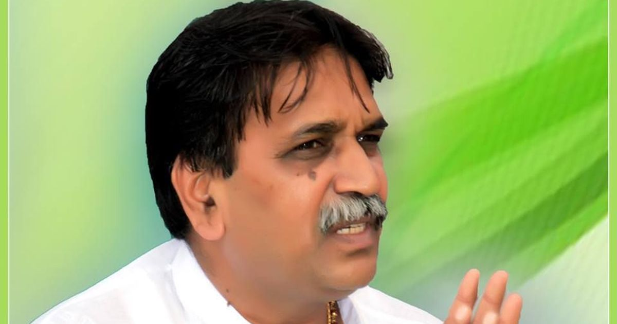 Chhattisgarh minister Rajesh Munat claims 'political conspiracy' behind alleged sex CD