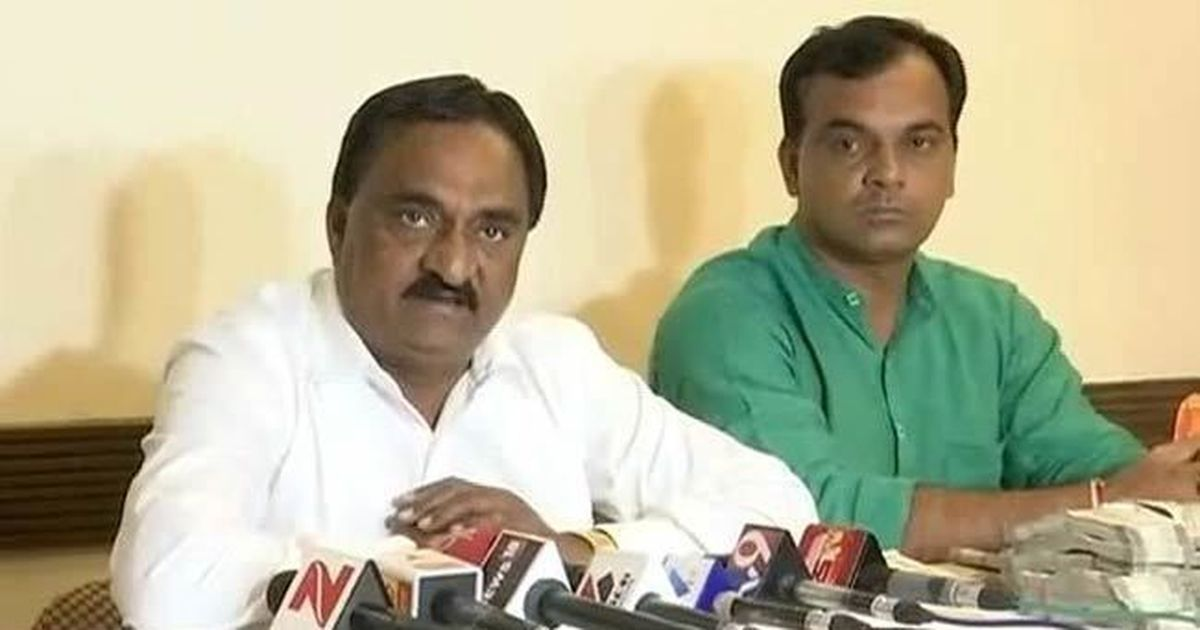 'My sting operation reveals the rot in the very core of the BJP,' says Gujarat Patidar leader
