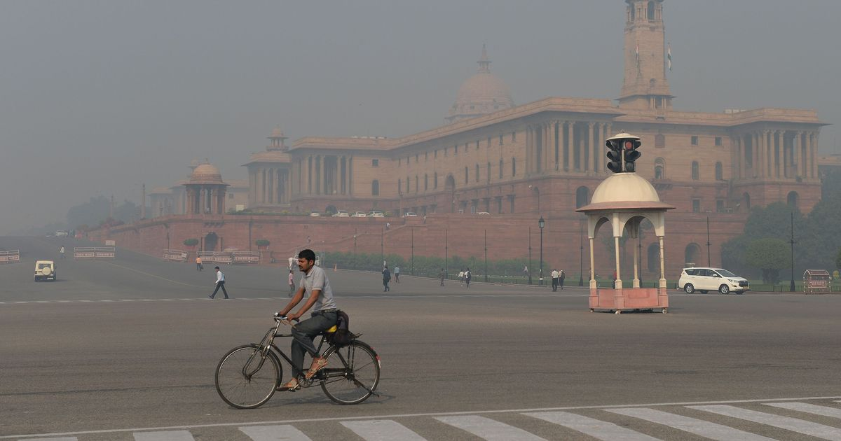 Air quality in Delhi during Diwali cleanest since 2014, says Safar study