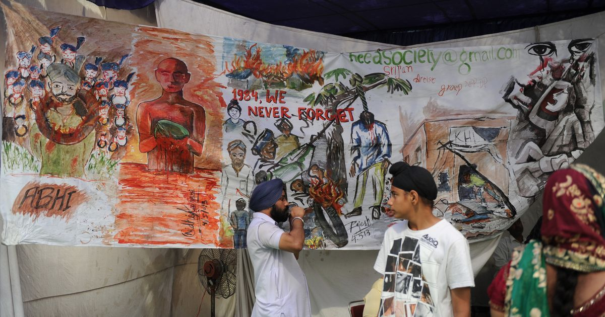 On this day 33 years ago a genocide against Sikhs took place. A new novel explores the horrors