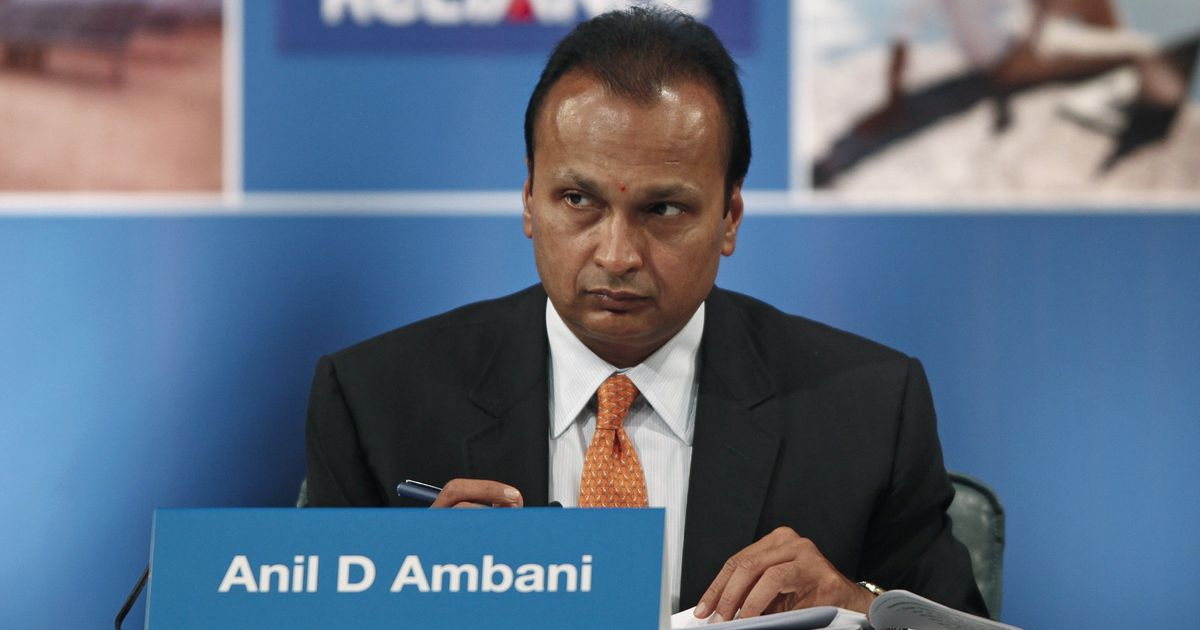 Lenders to take control of 51% stake in debt-laden Reliance Communications