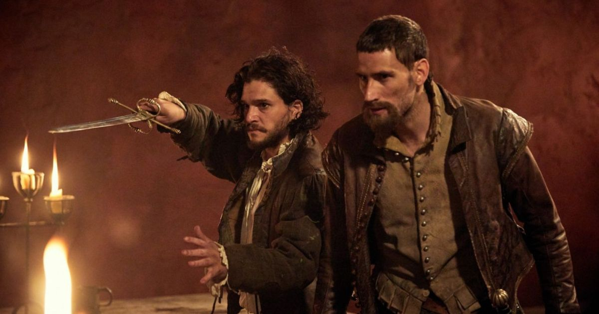 Kit Harington's 'Gunpowder' series picked up by HBO