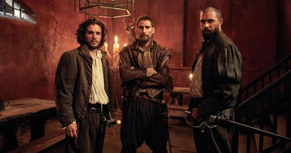 Less 'unnecessarily gratuitous' than historically accurate: Why the TV show 'Gunpowder is so violent