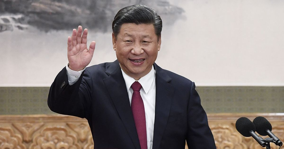 Under Xi, China is heading into a new era, in which it hopes to be second to none