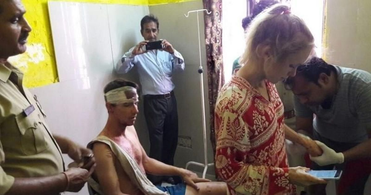 Centre offers Swiss couple attacked in Agra two nights at five-star hotel