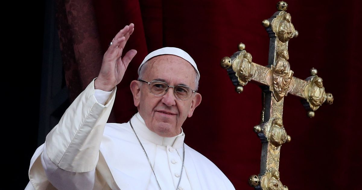 When I pray, I sometimes fall asleep: Pope Francis