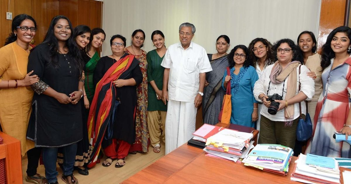 Malayalam film industry group fighting gender disparity gets formal recognition