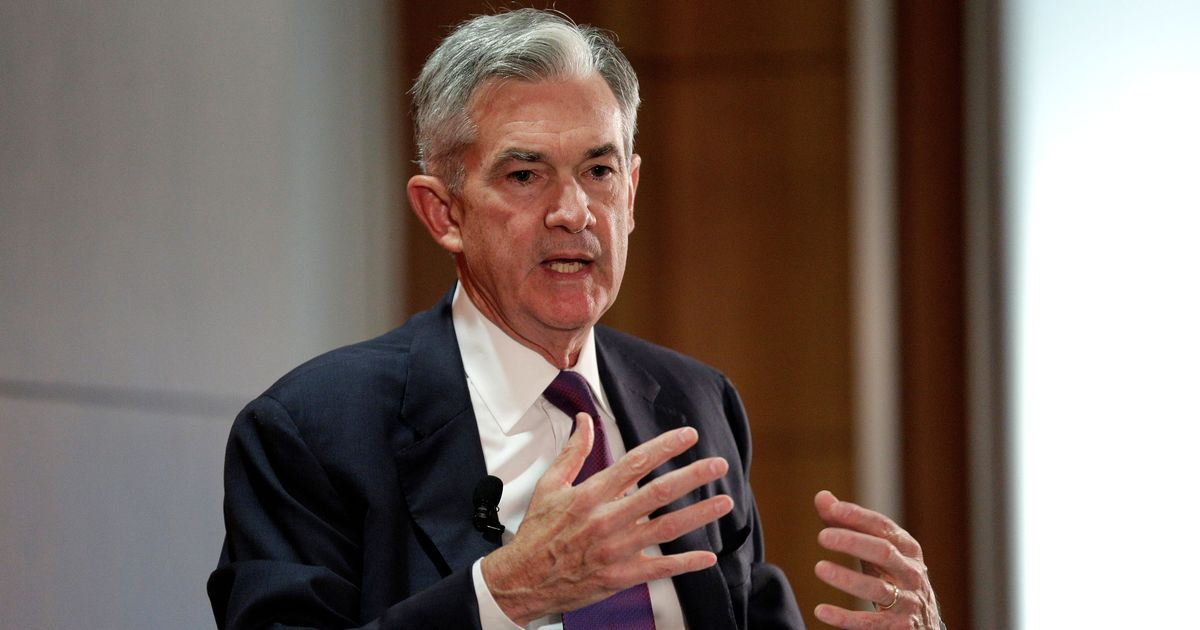 Donald Trump nominates centrist Jerome Powell to head the US Federal Reserve