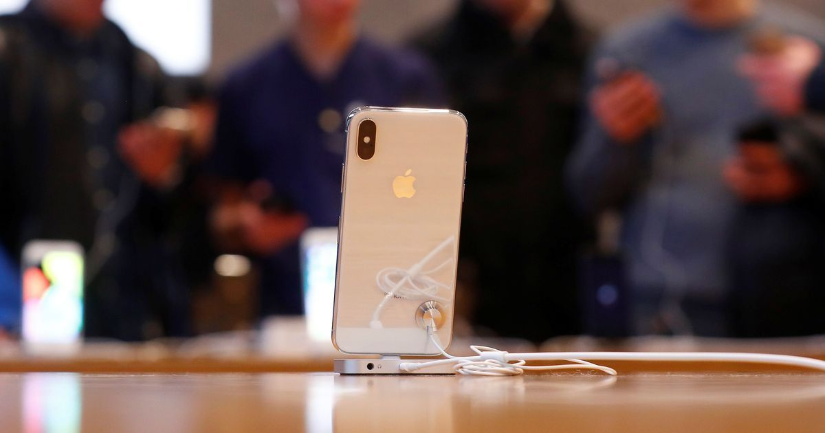Apple's iPhone X sales begin in India