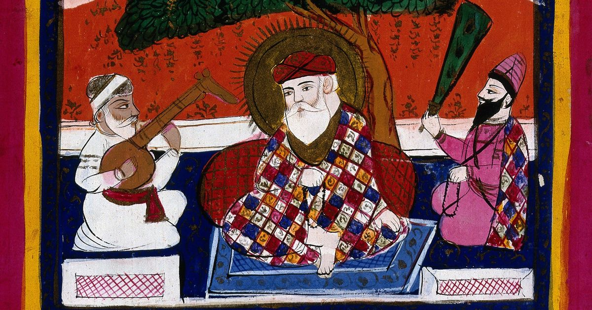 Guru Nanak's birth anniversary: These verses show us that Urdu poets revered the founder of Sikhism