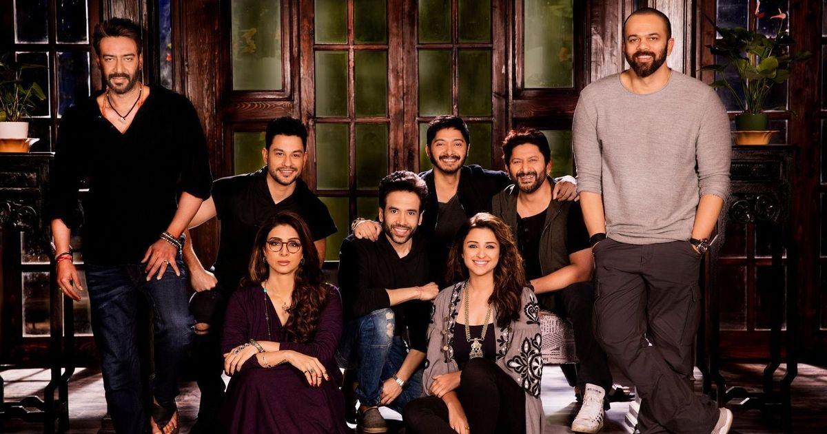 'Golmaal Again' is 2017's highest-grossing film so far, says report