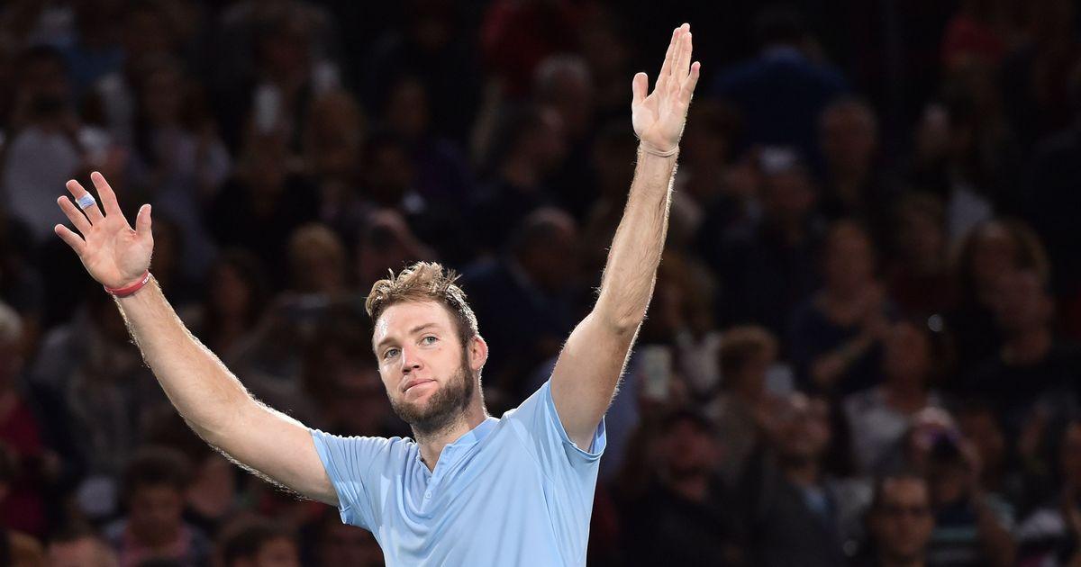 Jack Sock clinches Paris Masters title, secures place at World Tour Finals
