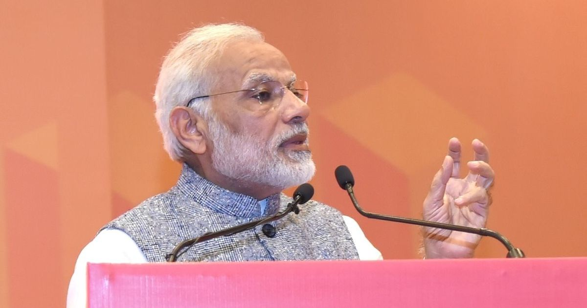 PM Narendra Modi promises Centre's assistance with flood relief work for Tamil Nadu