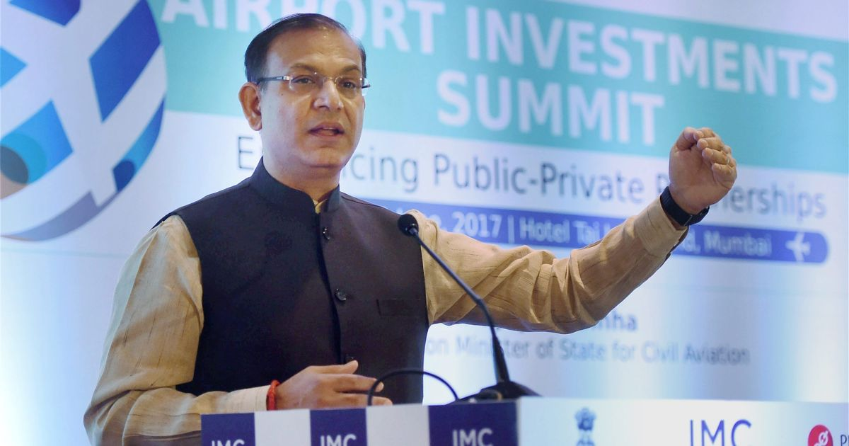 Paradise Papers leak: Minister Jayant Sinha responds, says he shared all transactions with officials