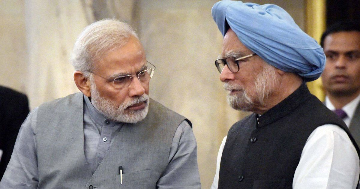 Time for politicking over demonetisation has ended, economy needs to be rebuilt: Manmohan Singh
