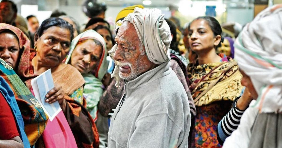 On demonetisation anniversary, a look back at how hard the note ban hit ordinary Indians
