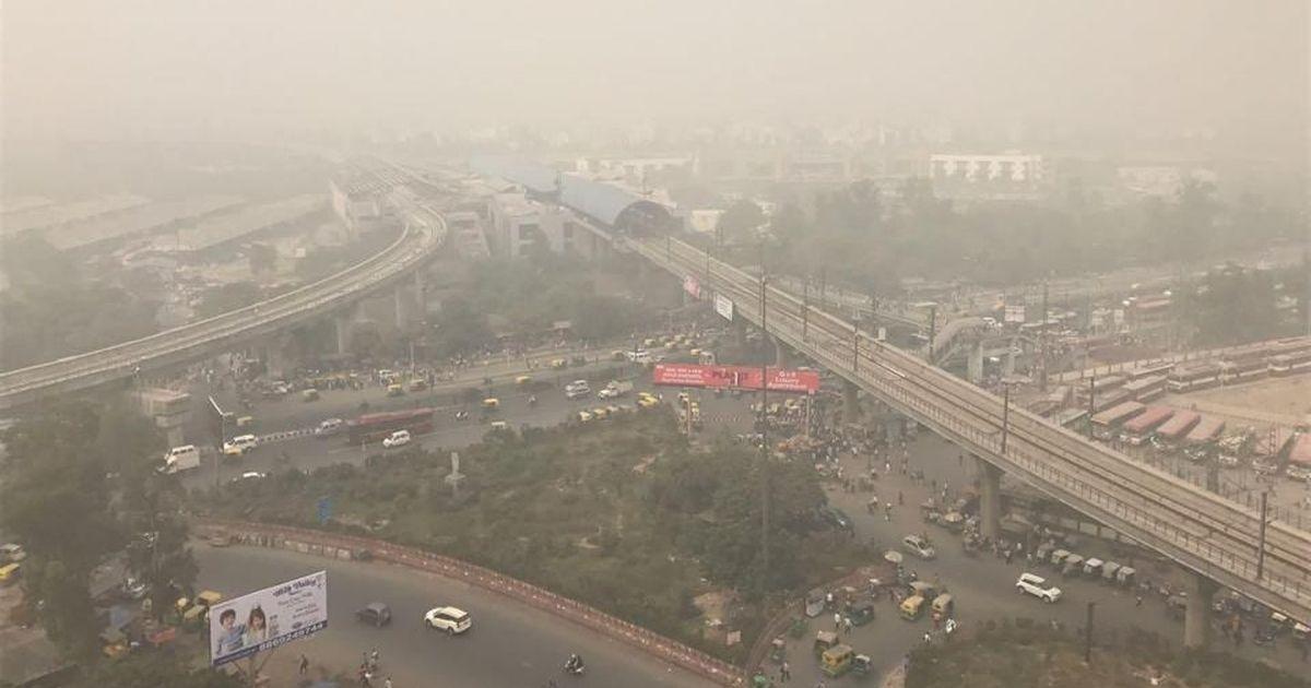 In photos: As smog envelops Delhi-NCR, a public health emergency is declared