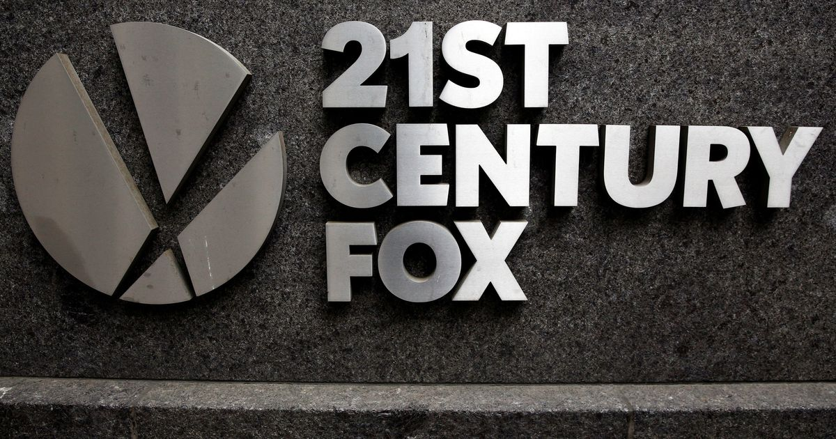 21st Century Fox's shares surge after reports say that it held merger talks with Disney