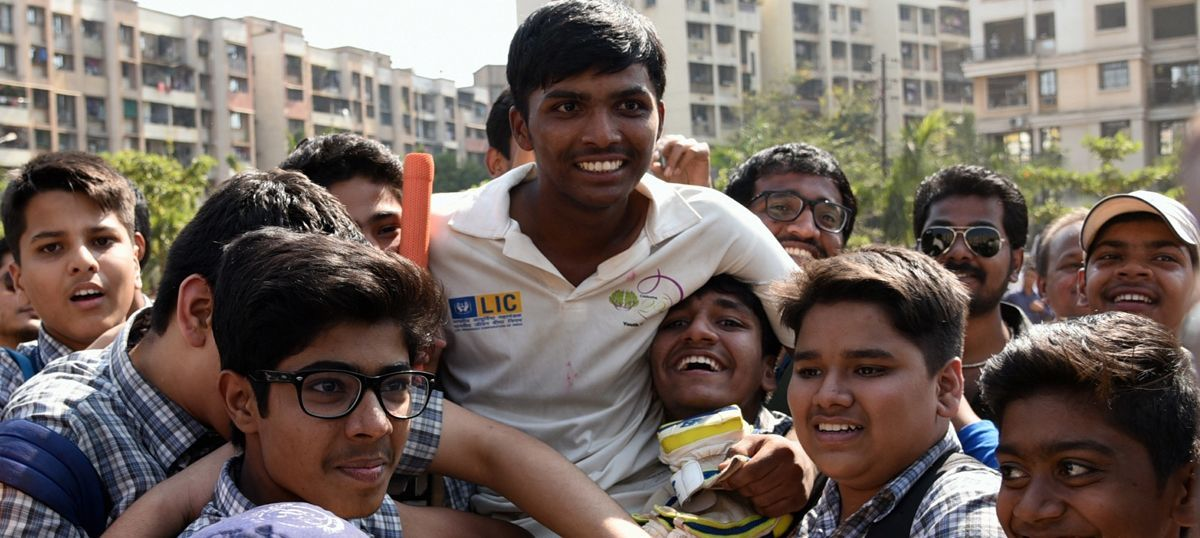 To 1009 and back: Pranav Dhanawade returns MCA scholarship after not performing up to expectations