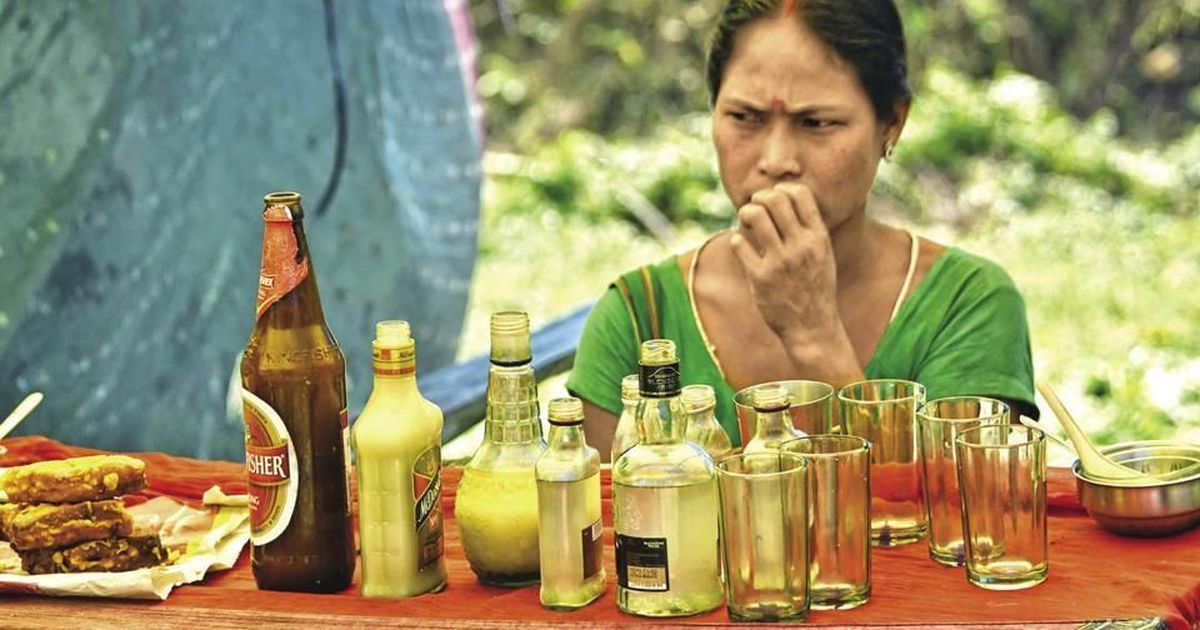 Assam: How tribal communities brew apong, their drink, reveals a lot about  gender and tradition