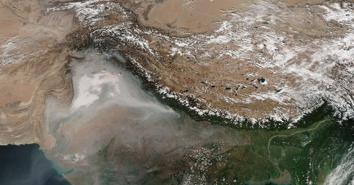 North India's deadly air is unlikely to clear up before the weekend