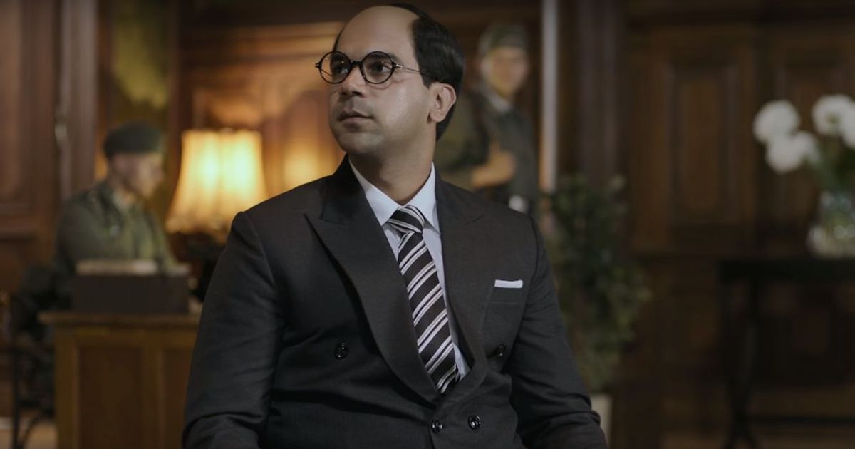 Watch: Rajkummar Rao dons the many faces of Netaji in the trailer for 'Bose:Dead/Alive'