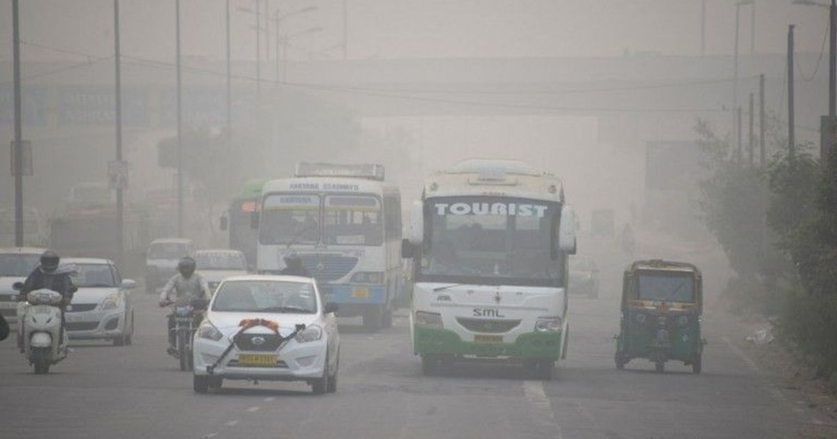 Delhi air pollution: Odd-even scheme to be in place from November 13 to 17