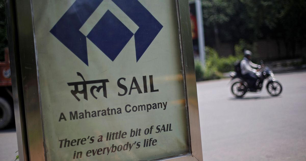 Steel Authority of India posts 10th straight quarterly loss in July-September